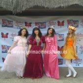 Princesas fiestas infantiles Donostia