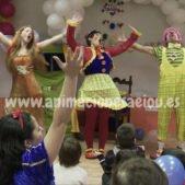 Show payasos fiestas infantiles Donostia