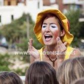 animadores para fiestas infantiles en Donostiaa a domicilio