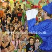 magos para fiestas infantiles Donostia