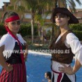 piratas fiestas infantiles Donostiaa