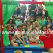 titeres fiestas infantiles Donostia