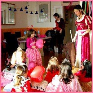 Animadores infantiles Donostia fiestas a domicilio