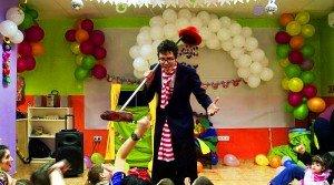 Animación de fiestas infantiles en Donostia a domicilio