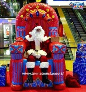 fiestas infantiles navidad donostia
