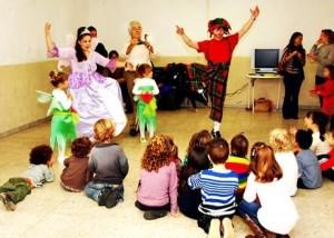 Fiestas cumpleaños infantiles Donostia