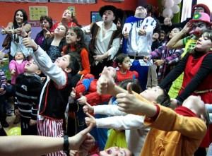 Fiestas de cumpleaños infantiles Donostia.