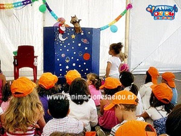 fiestas infantiles a domicilio en Donostia San Sebastián, Guipúzcoa