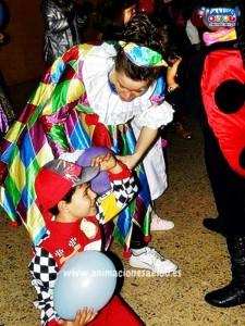 Animadores infantiles de fiestas de cumpleaños en Donostia