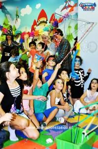Animadores de cumpleaños infantiles en Donostia