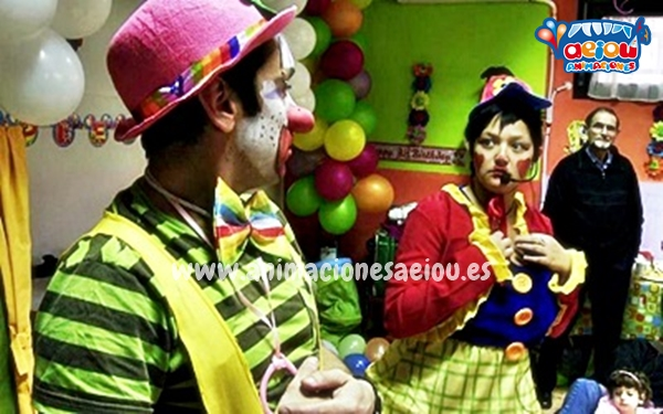 Los mejores animadores infantiles para fiestas en Donostia