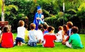 Fiestas temáticas para cumpleaños infantiles en Donostia