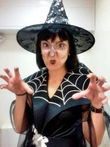 Fiesta temática halloween en Donostia