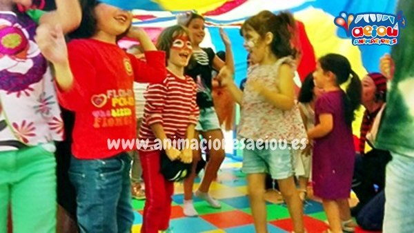 animaciones infantiles para bodas y bautizos en Donostia