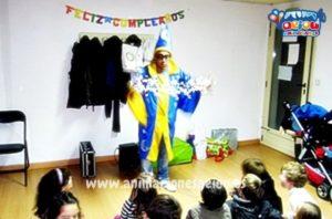 Magos pMagos para comuniones en Donostiaara cumpleaños en Donostia