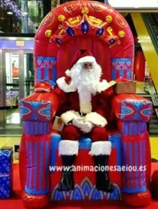 Animadores infantiles de navidad en Donostia