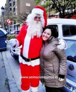 Fiesta infantil navideña en Donostia