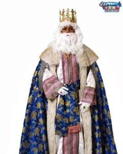 contratar Reyes Magos para fiestas infantiles en Donostia