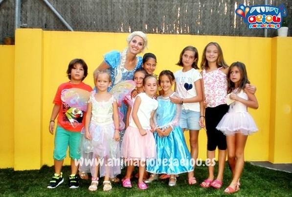 Celebración de fiestas infantiles en Pamplona Navarra