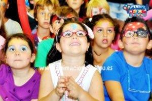 Animaciones para Fiestas Frozen en Donostia
