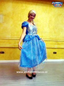 Animaciones para Fiestas Temáticas Infantiles Frozen en Donostia
