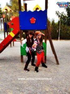 Fiestas temáticas de piratas en Donostia