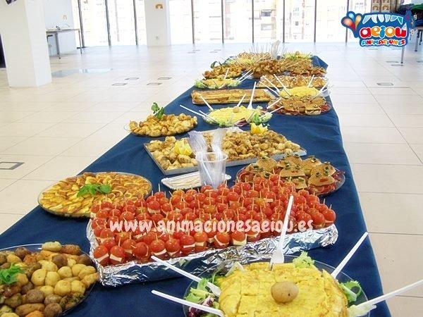Catering infantil en Donostia
